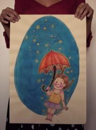 3.- Umbrella