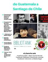 ediciones la maleta ilegal en Santiago de Chile