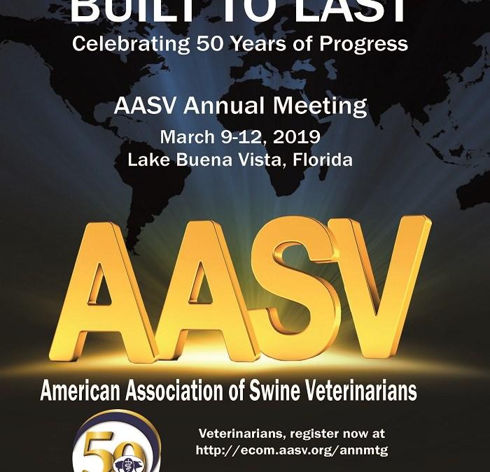 Rumbo a la reunión AASV