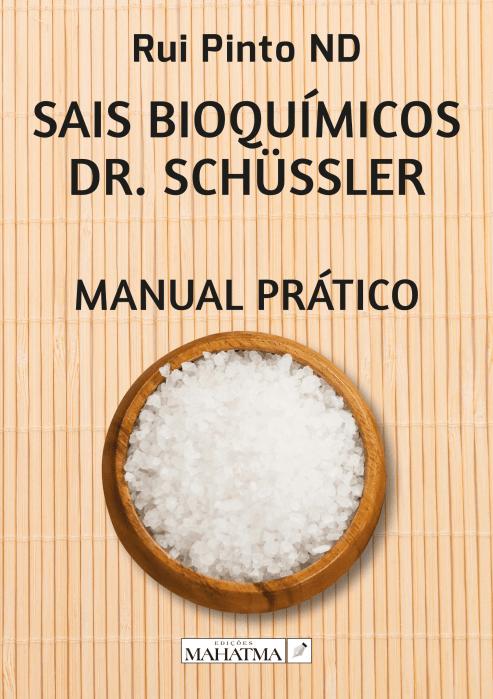Sais Bioquímicos Dr. Schussler