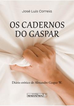 eBook - Os Cadernos do Gaspar de José Luís Correia