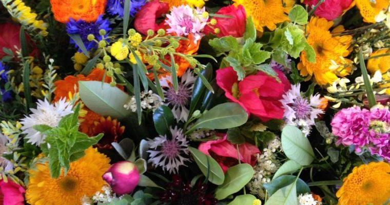 Flower Club Gratitude