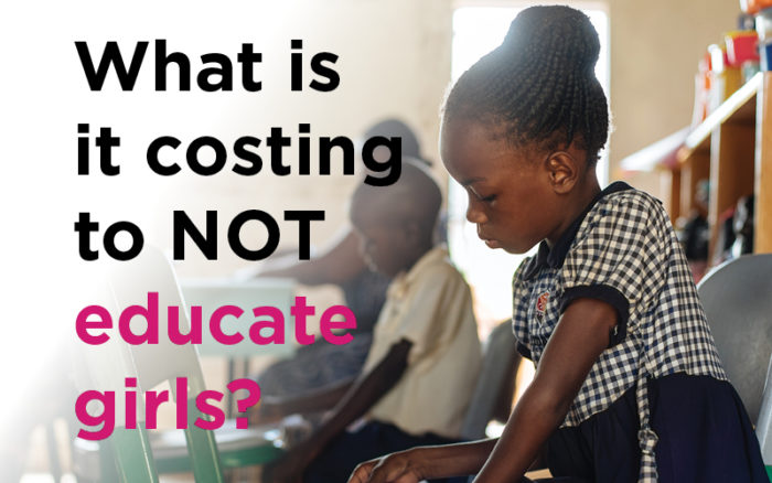 $30 Trillion: The Cost of Uneducated Girls