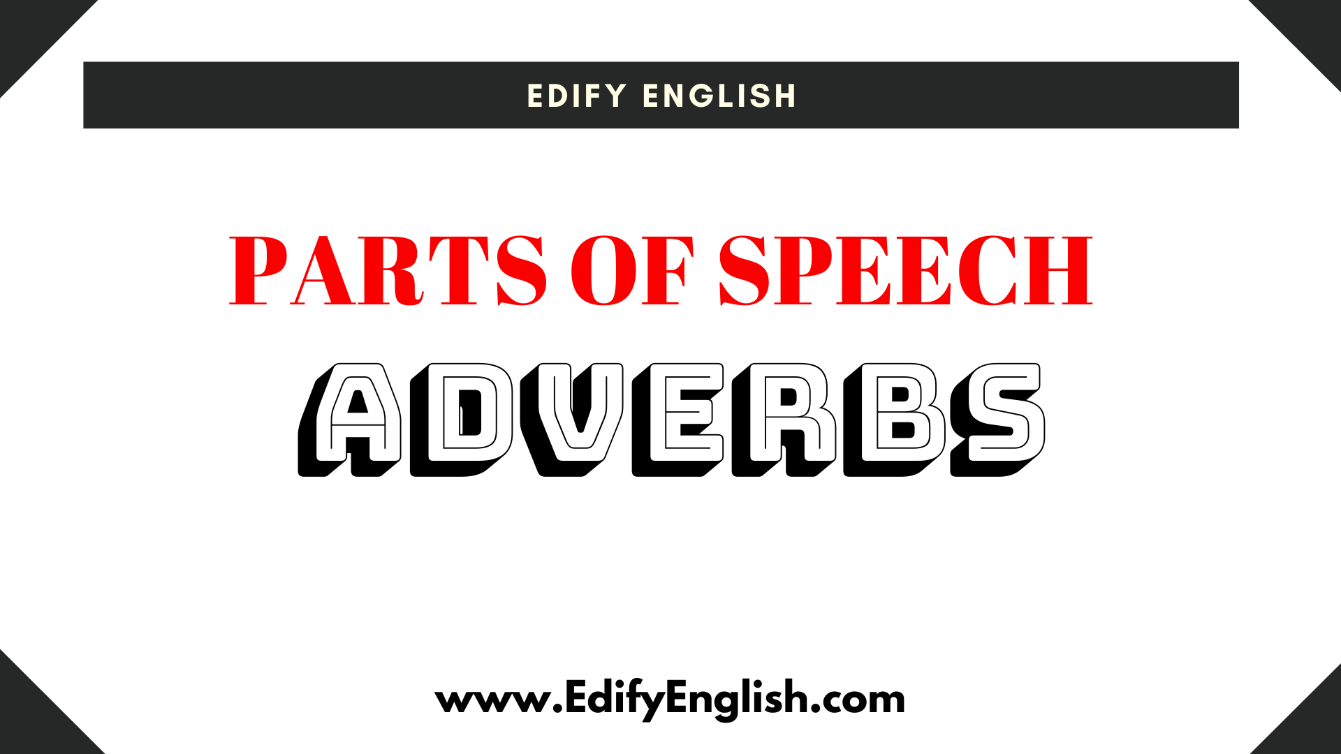 Adverb Definition and Examples