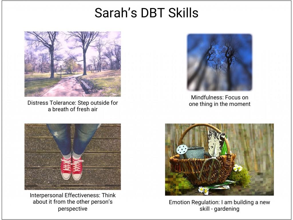 Sarah Dbt Skills