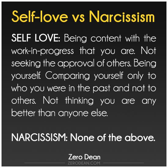 What is a narcissistic sociopath behavior