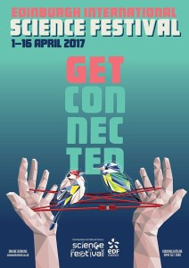 2017 Science Festival brochure cover