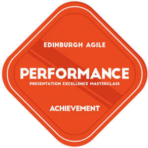 Presentation Excellence Masterclass - Performance Achievement