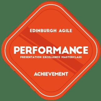 Presentation Excellence Masterclass - Performance Achievement