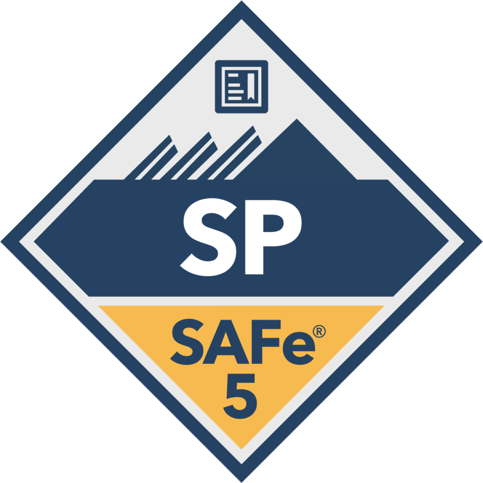SAFe for Teams SP Badge