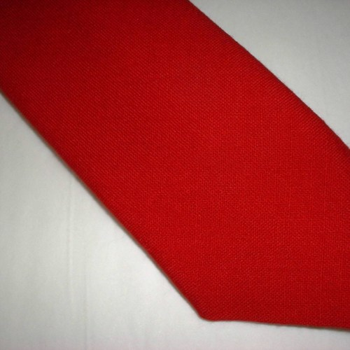 Solid Scottish Wool Ties