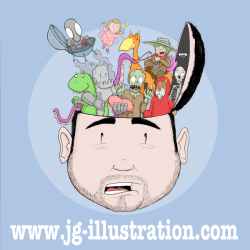 John Grieve (JG Illustrates)