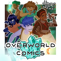 Hari Conner (Overworld Comics)