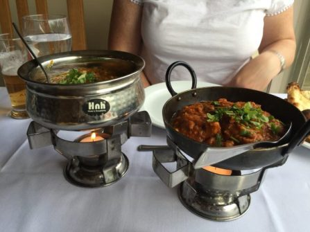 Curries - The Raj Restaurant