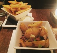 Chips and Baby Potatoes - Rollo