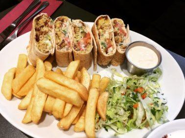 Chicken Shawarma - Beirut