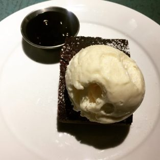 Chocolate Brownie - Refinery