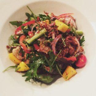 Thai Marinated Chicken Salad - First Coast