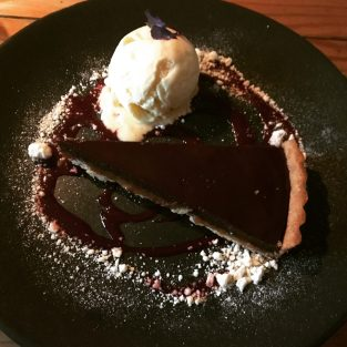Chocolate Torte - The Devil's Advocate