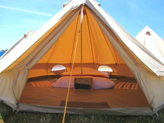 Bell Tent!