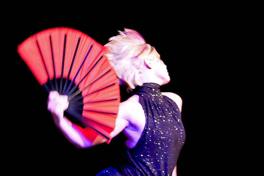 The Edinburgh Fringe attracts performers from around the world