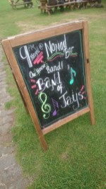 Look out for the daily Fringe performances and Specials notice boards