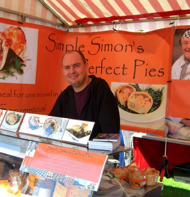 Simple Simon's Pies