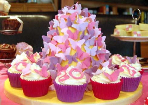 An alternative wedding cake?