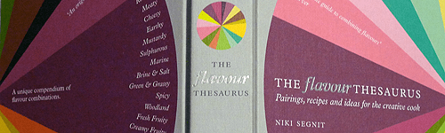 Review of a Flavour Thesaurus | Edinburgh Foody