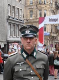 Nazi's Invading the Edinburgh Fringe