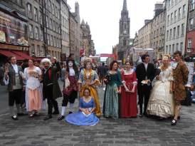 Cinderella at the Edinburgh Fringe