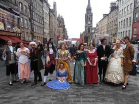Cinderella at the Edinburgh Fringe