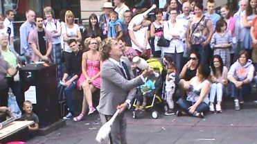 Pascal and His Amazing Juggling at the Edinburgh Fringe