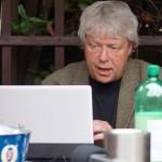 Derek Howden Working Behind the Scenes