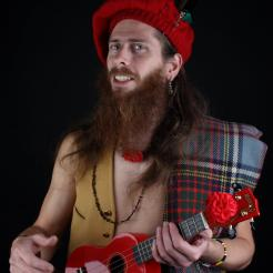 Wise-L Leathermonk Playing at the PearTree 27th July for Edinburgh Fringe Live