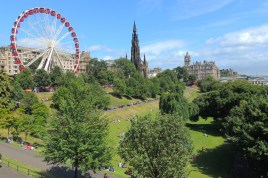 Edinburgh Fringe by Val Saville and Derek Howden 08