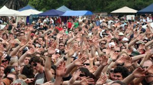Festival revellers will be hit by tax spike.