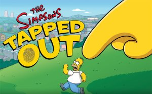 "EA Games' ""The Simpsons Tapped Out"" has grossed $100 million in revenue since it's launch"