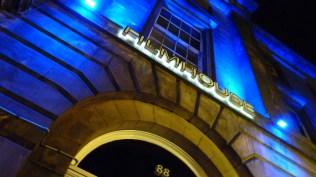 Edinburgh Short Film Festival 2016 Opening Night at the Filmhouse
