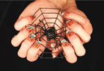 Make Your Clients Scream for Spook-tacular Nail Art