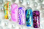 The Magic of Marbelizing Nail Art
