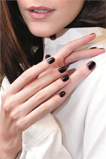 Nail Art and Styles from the Fall 2012 Fashion Week Runways