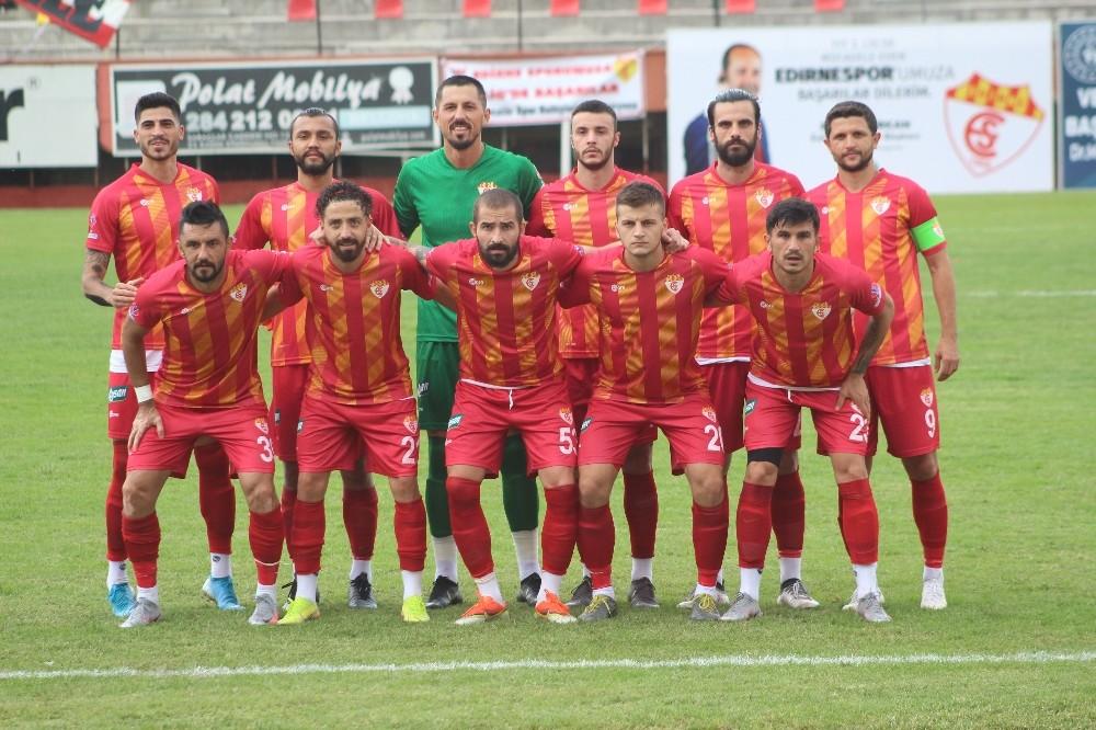 TFF 3. Lig: Edirne Belediyesi PAŞ Edirnespor: 2 – Nevşehir Belediyespor: 1