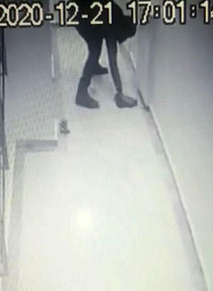 Çaldığı su sayacını 15 liraya satan hırsız yakalandı