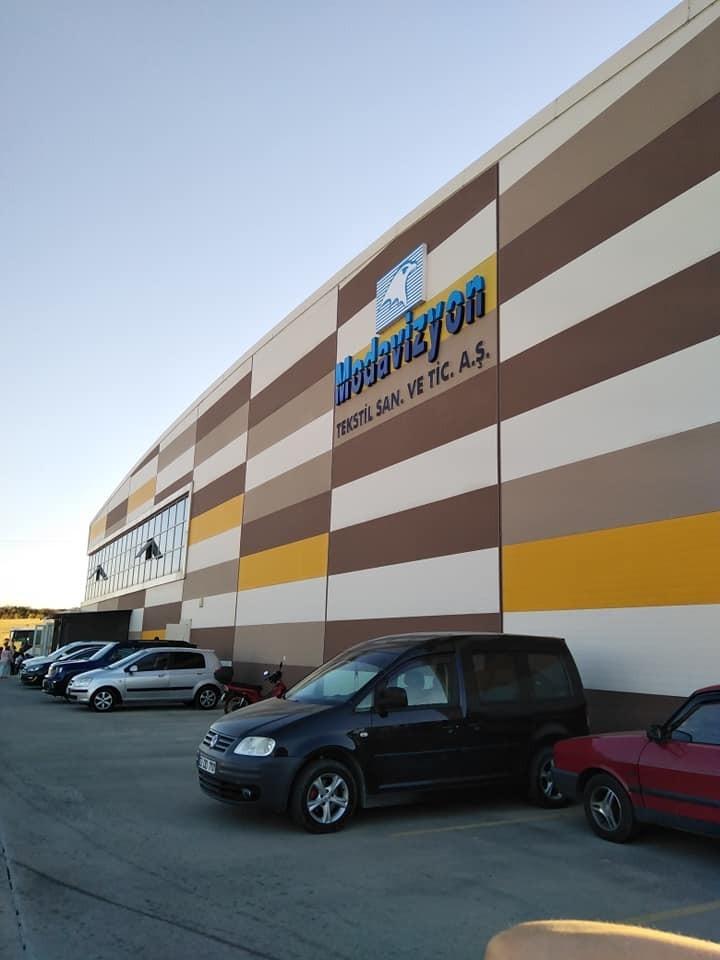 Artan vakalar nedeniyle, fabrika kapatıldı