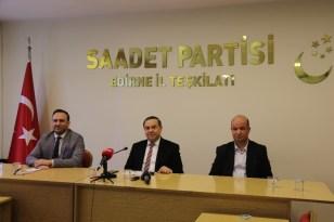 SP Genel Başkan Yardımcısından 'HDP'ye kapatma davası' yorumu