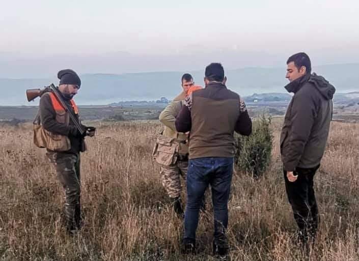 Doğa Koruma ve Milli Parklar ekipleri 426 avcıyı denetledi