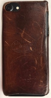 Back of older style case