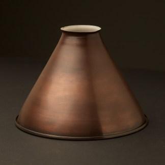 Bronze cone shade