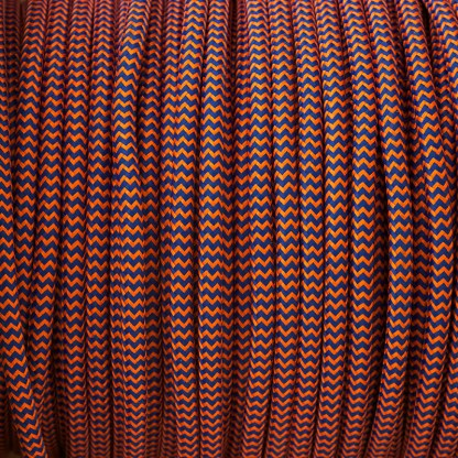 Pulley Cord 3 Core Fabric Covered Flex